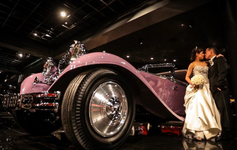 Same Day Edit Catherine + Charles from Blackhawk Auto Museum