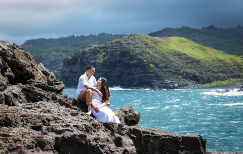 "Ryan + Marilen's love story ""Just Maui'ed"""