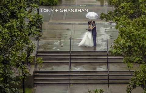 Tony+Shanshan's Wedding Day Highlight Dublin CA