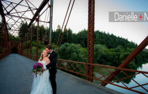 Danielle+Nate's Wedding day Highlight