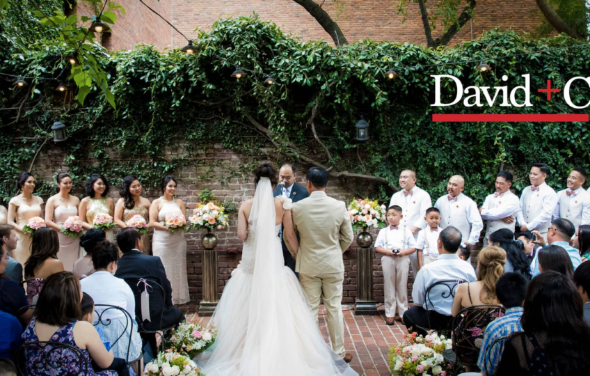 David+Chao Wedding Day Highlight