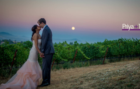 Priya+Trevor Wedding day Highlight